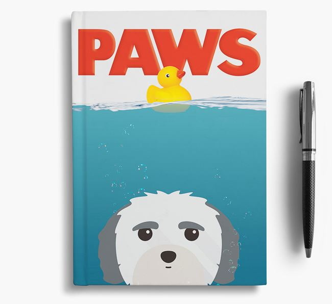 Paws - Mal-Shi Notebook/Journal