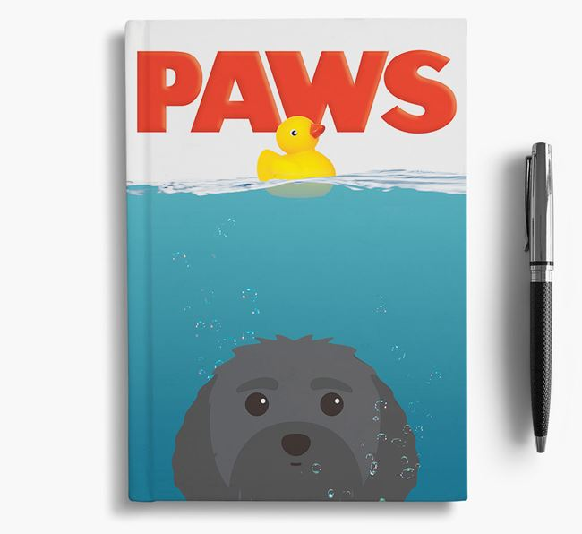 Paws - Malti-Poo Notebook/Journal