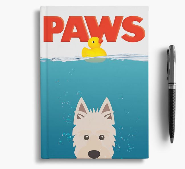 Paws - Picardy Sheepdog Notebook/Journal