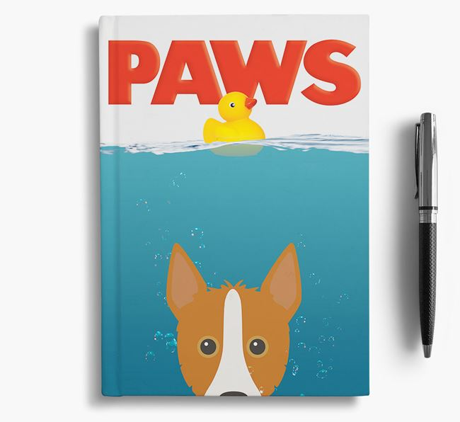 Paws - Portuguese Podengo Notebook/Journal