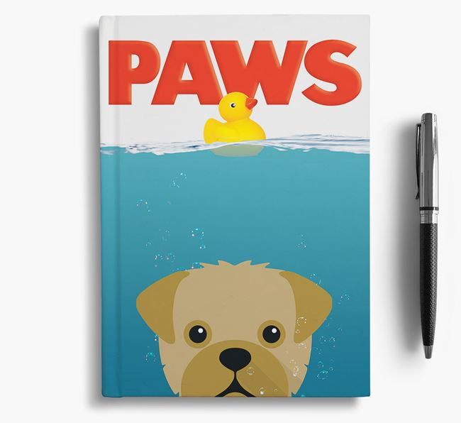 Paws - Rescue Dog Notebook/Journal