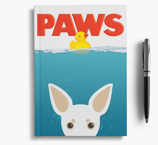 Paws - Russian Toy Notebook/Journal