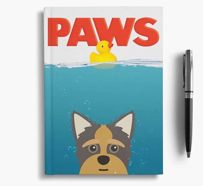 Paws - Shorkie Notebook/Journal