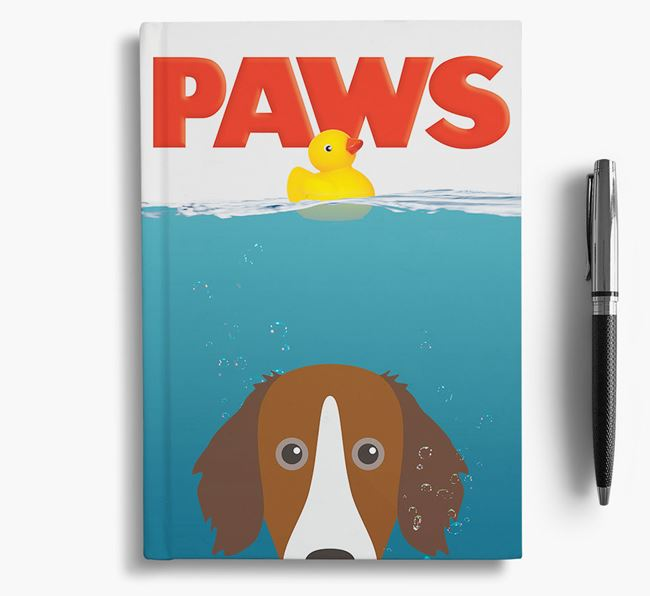 Paws - Sprollie Notebook/Journal