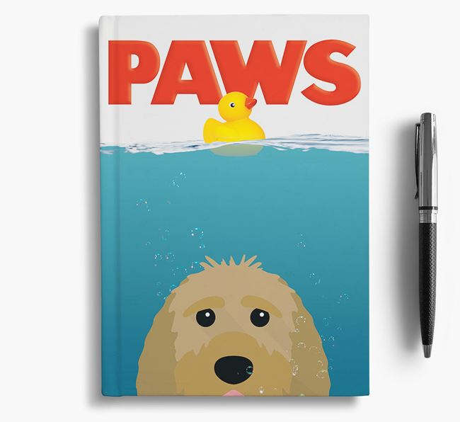 Paws - Sproodle Notebook/Journal