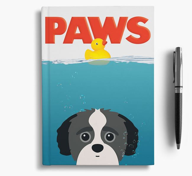Paws - Yorkipoo Notebook/Journal