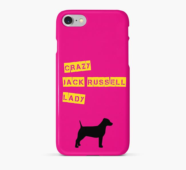 Phone Case 'Crazy Dog Lady