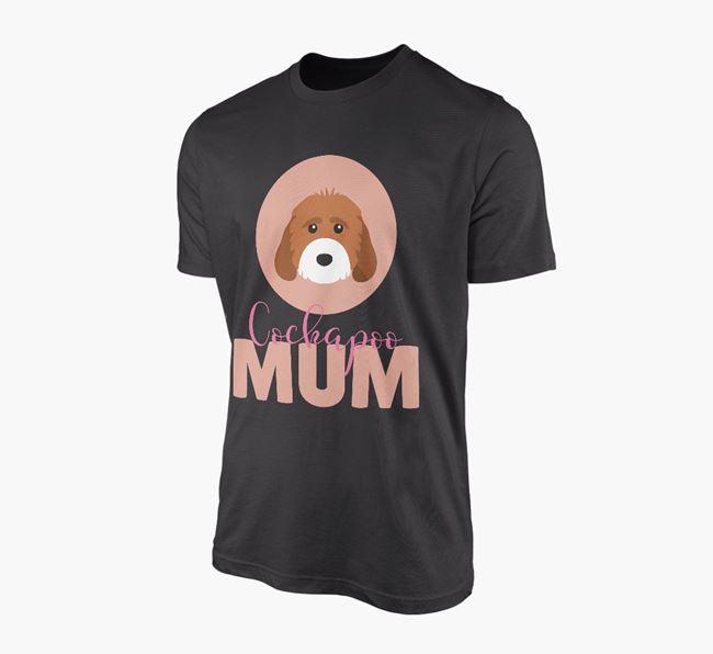 'Cockapoo Mum' - Personalized Cockapoo T-shirt