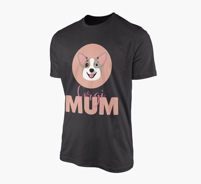 'Corgi Mum' - Personalized Corgi T-shirt