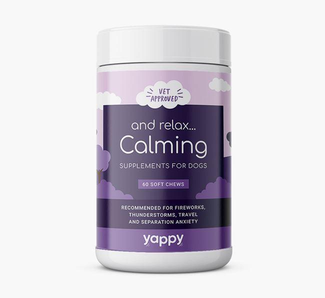 Calming Supplements Golden Retriever Supplements