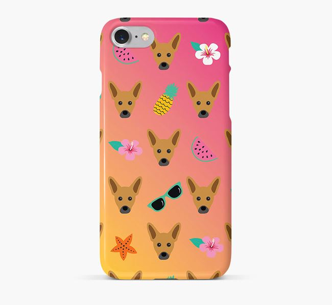 Tropical French Pin Phone Case