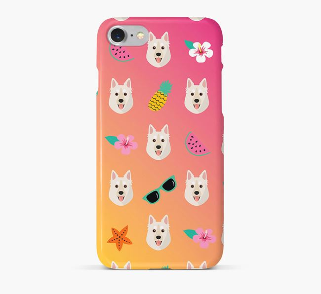 Tropical Northern Inuit Phone Case