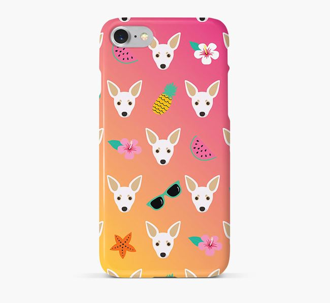 Tropical Russian Toy Phone Case