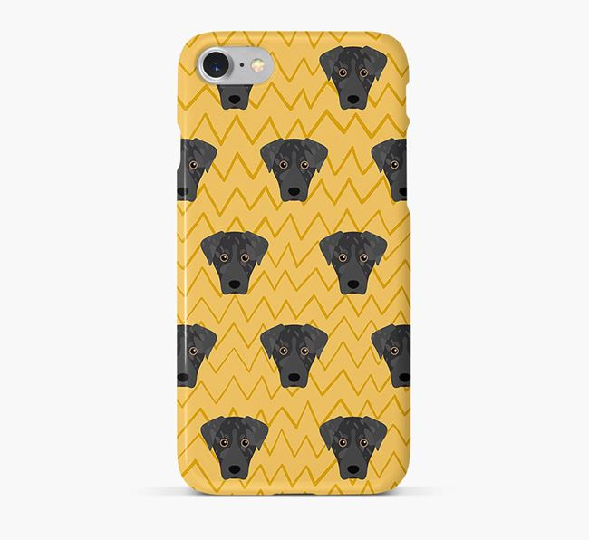 Icon & Sketch American Leopard Hound Phone Case