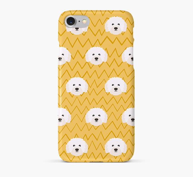 Icon & Sketch Bolognese Phone Case