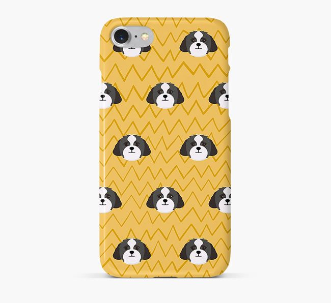 Icon & Sketch Lhasapoo Phone Case