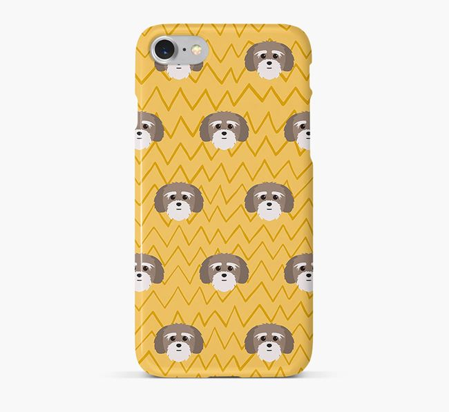 Icon & Sketch Lhatese Phone Case