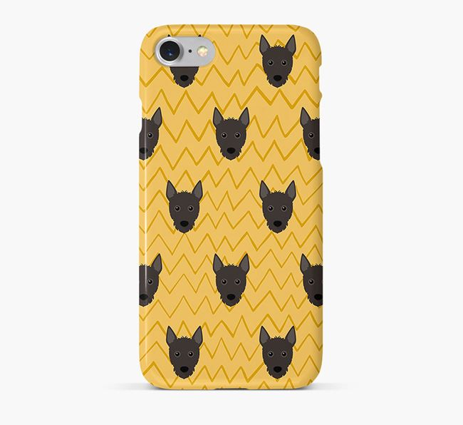 Icon & Sketch Mixed Breed Phone Case