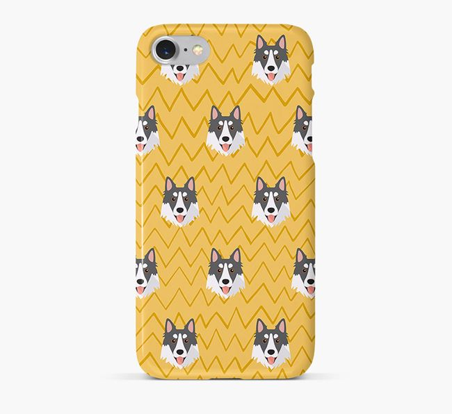 Icon & Sketch Northern Inuit Phone Case