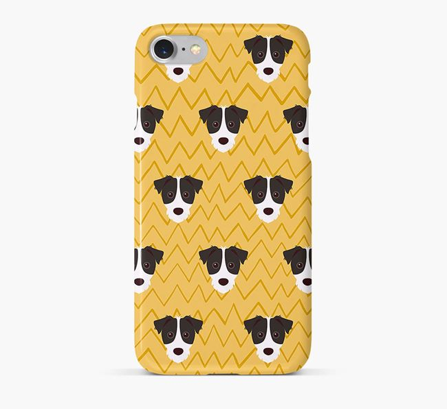 Icon & Sketch Parson Russell Terrier Phone Case