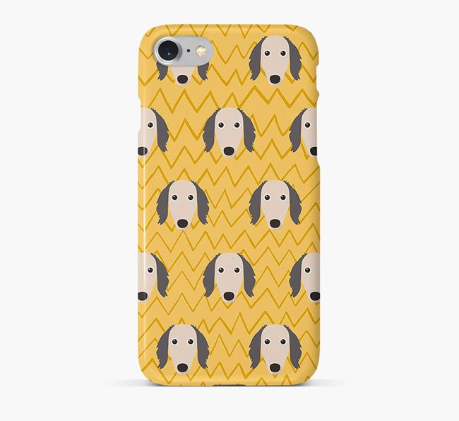 Icon & Sketch Saluki Phone Case