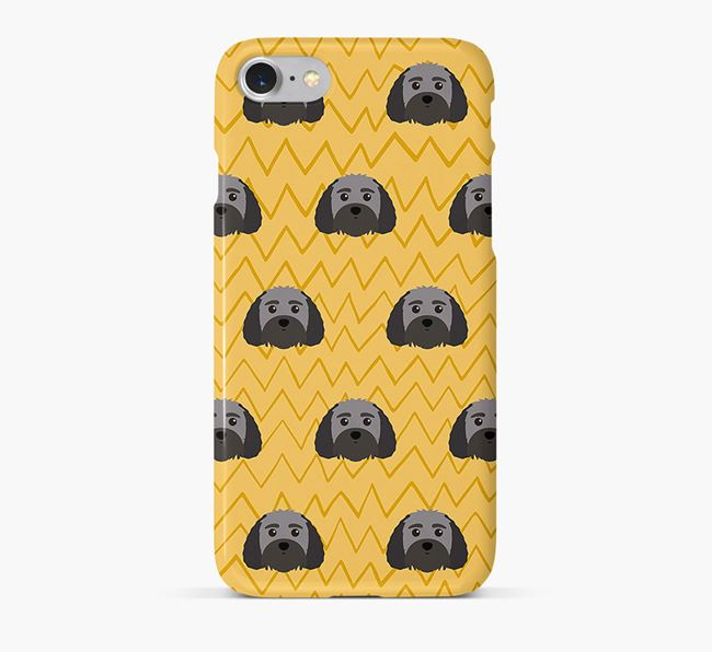 Icon & Sketch Terri-Poo Phone Case