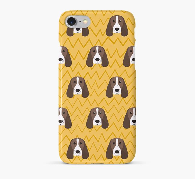 Icon & Sketch Welsh Springer Spaniel Phone Case