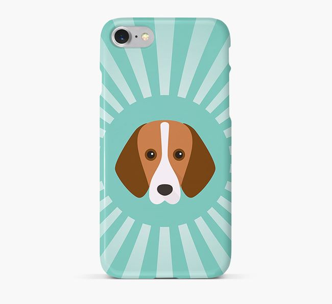 Foxhound Rays Phone Case