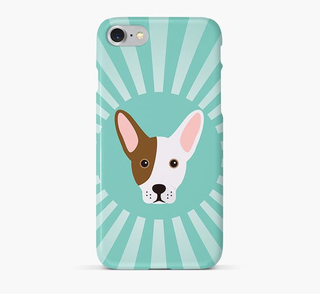 French Bull Jack Rays Phone Case