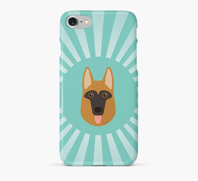 Dog Rays Phone Case