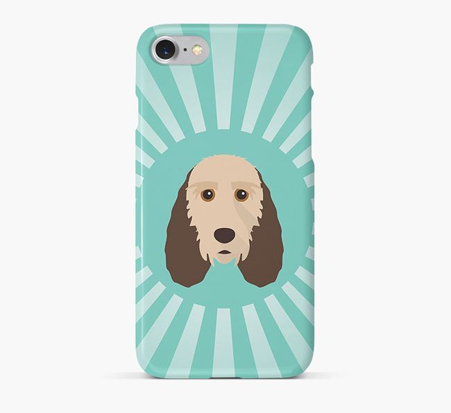 Grand Basset Griffon Vendeen Rays Phone Case
