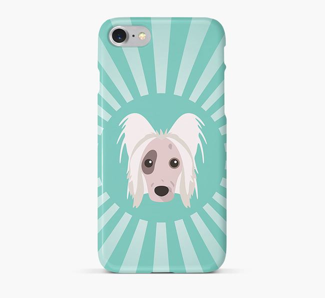 Hairless Chinese Crested Rays Phone Case