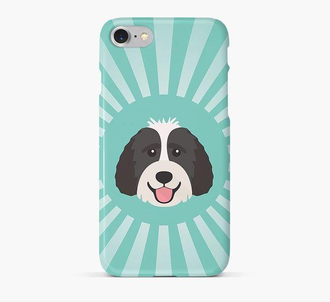 Labradoodle Rays Phone Case
