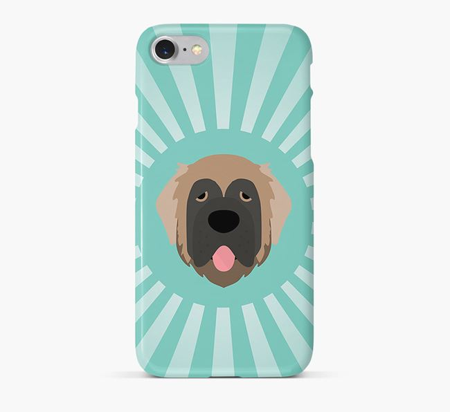 Leonberger Rays Phone Case