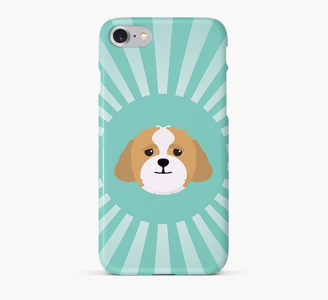 Lhasapoo Rays Phone Case