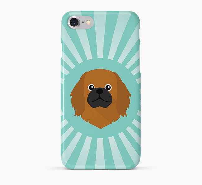 Pekingese Rays Phone Case