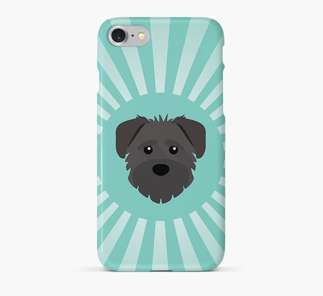 Schnoodle Rays Phone Case