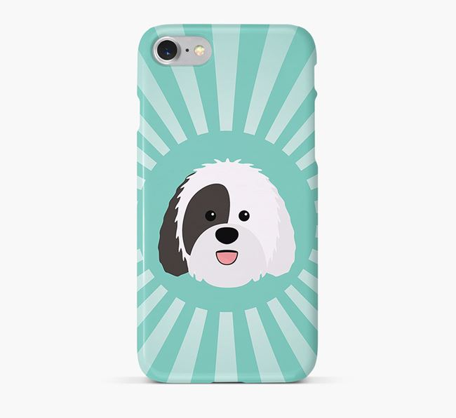 Sheepadoodle Rays Phone Case