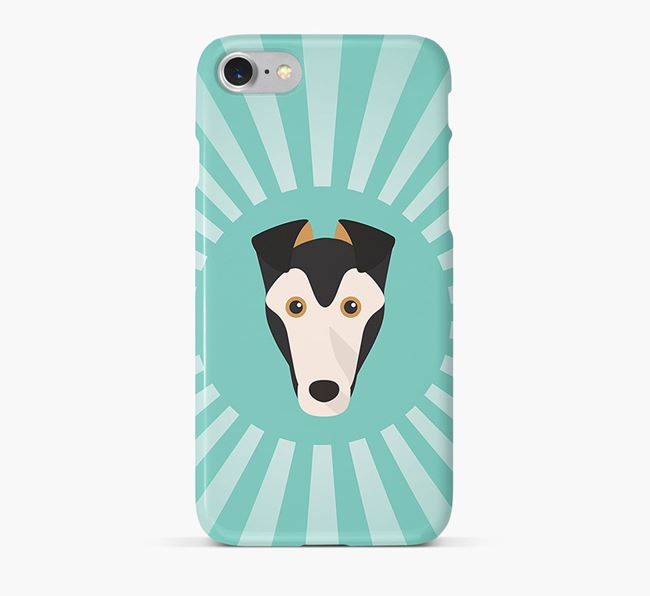 Smooth Collie Rays Phone Case