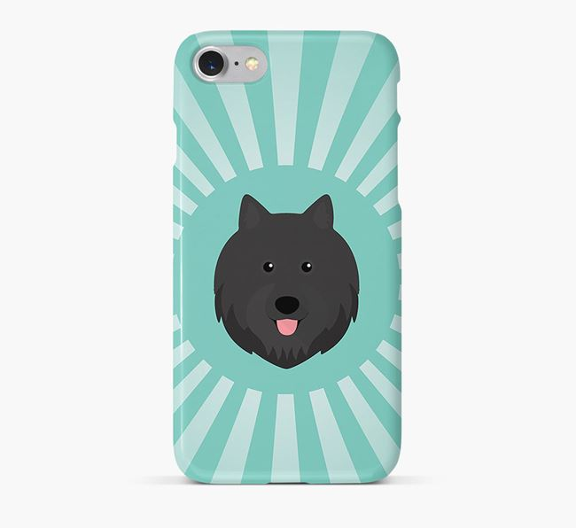 Swedish Lapphund Rays Phone Case