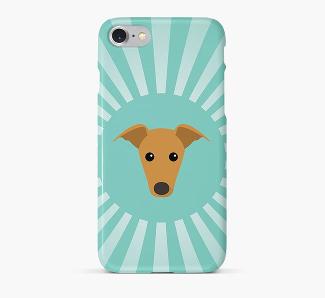 Whippet Rays Phone Case