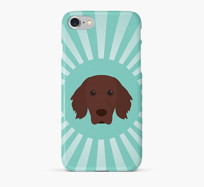 Working Cocker Spaniel Rays Phone Case