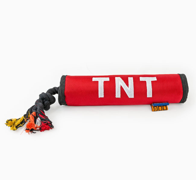 TNT Dog Toy