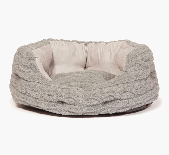 Danish Design Bobble Pewter Slumber Bed