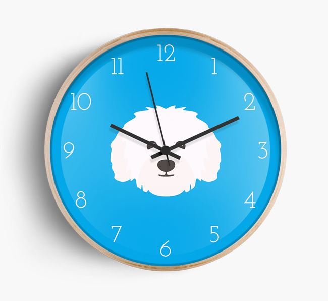 Wall Clock with Bolognese