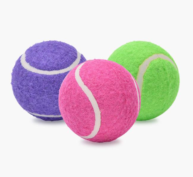 Ancol Net of 6 Tennis Balls