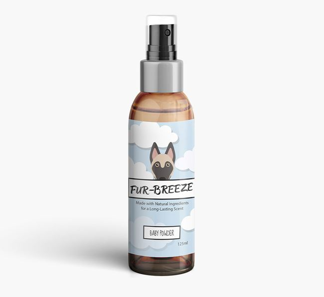 Dog 'Fur-Breeze' Fragrance for your Belgian Malinois