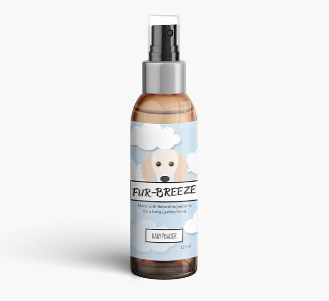 Dog 'Fur-Breeze' Fragrance for your Doxiepoo