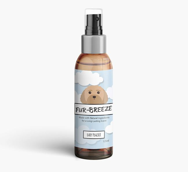 Dog 'Fur-Breeze' Fragrance for your Dog