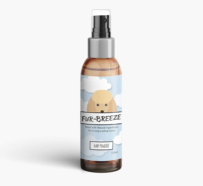 Dog 'Fur-Breeze' Fragrance for your Toy Poodle